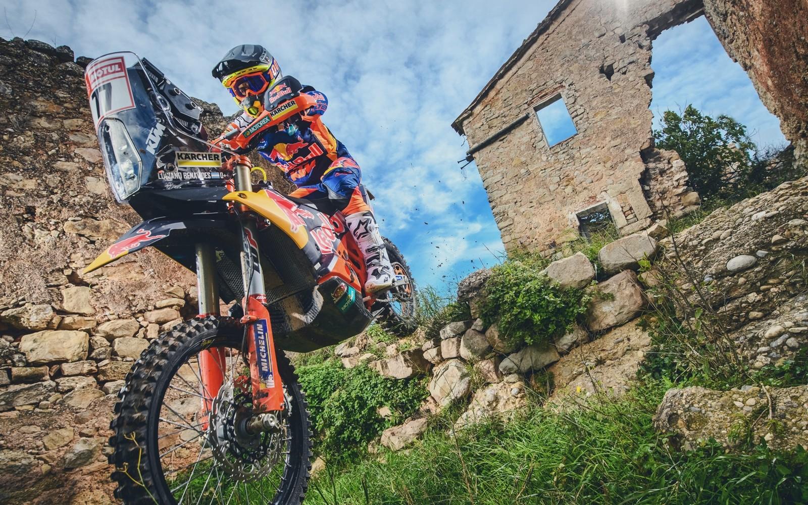 Foto de KTM 450 Rally Dakar 2019 (11/116)