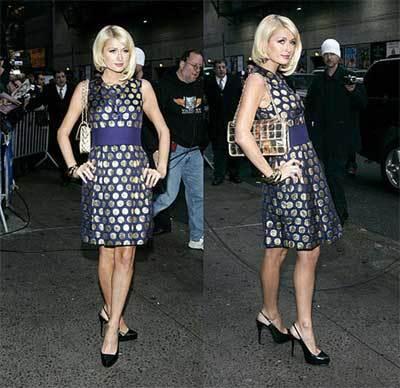 Paris Hilton de Marc Jacobs