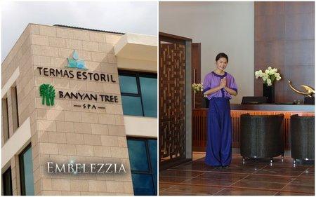 Hotel Palácio Estoril, Portugal (y II): Banyan Tree SPA, el masaje tailandés de lujo