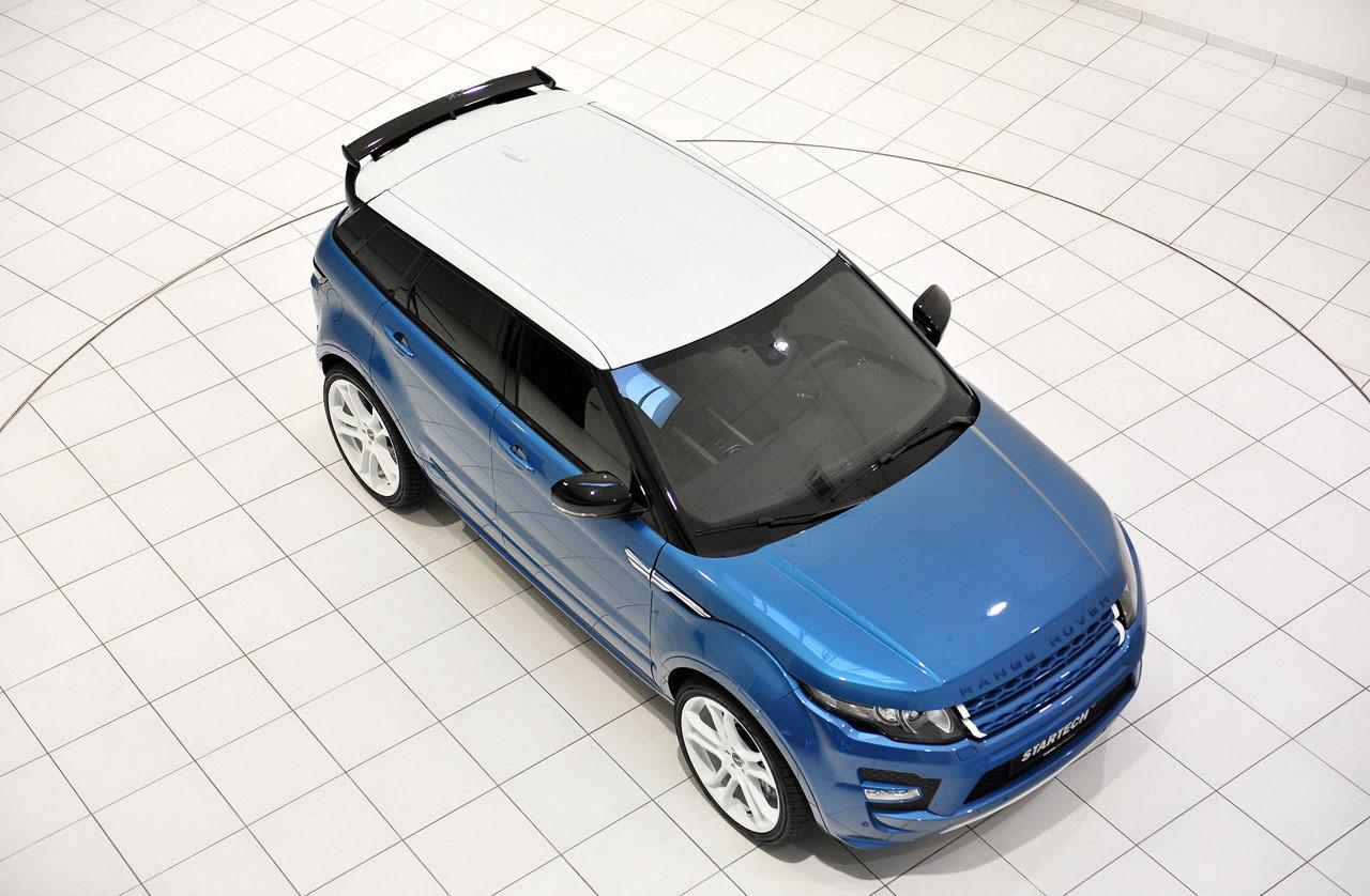 Foto de Startech Range Rover Evoque (31/31)