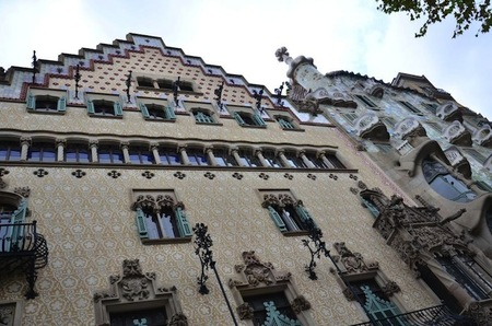 Ruta del Moderismo en Barcelona: Casa Amatller