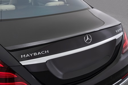 Mercedes Maybach S 650 Night Edition 4