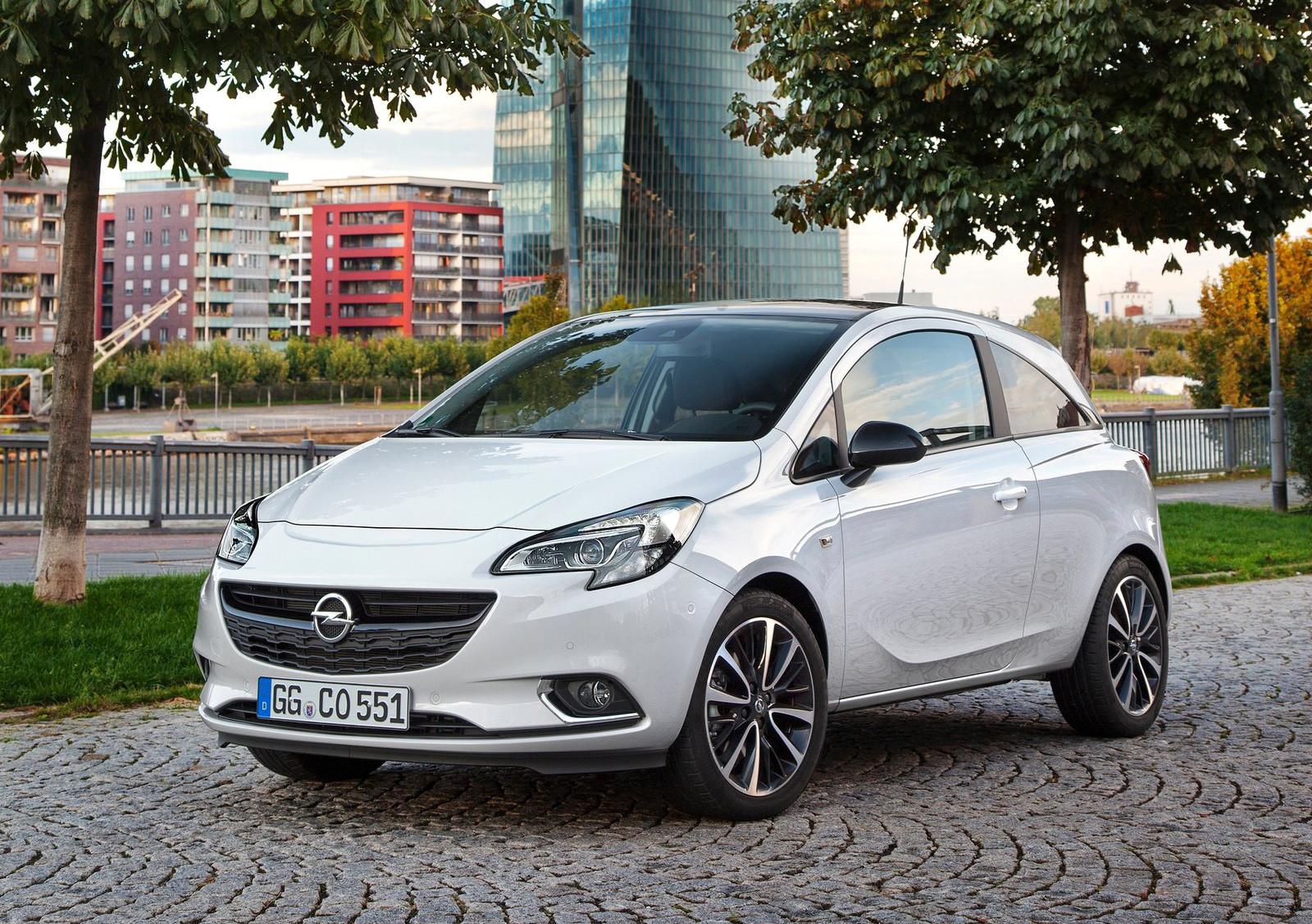 Foto de Opel Corsa (comparativa) (12/47)