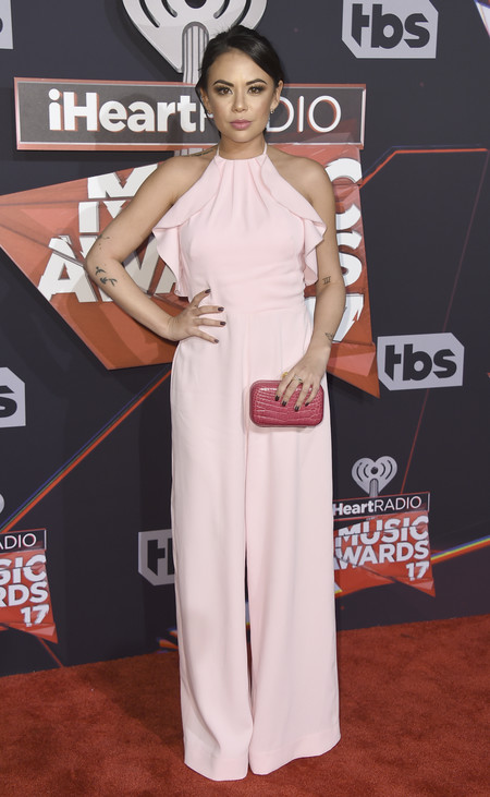 Iheart Radio Music Awards Alfombra Roja 2017 Looks 11