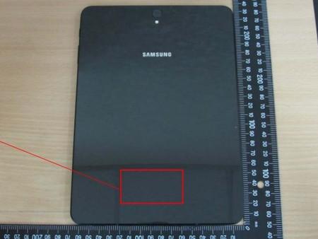 Samsung Galaxy Tab S3 Filtracion 2