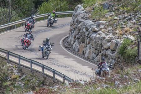 El Rally Dos Mares Plus de Ducati está al caer: desde 460 euros atravesando Pirineos en tres días de curvas