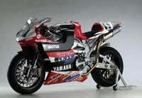 OV-23XV: la Yamaha Big Twin Racer de Over Racing (Japón)