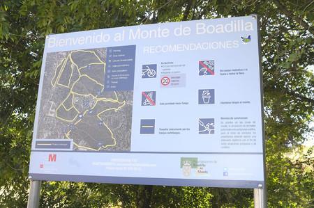 Radar Velocidad Multa Bicicleta Madrid Bohadilla Monte 1