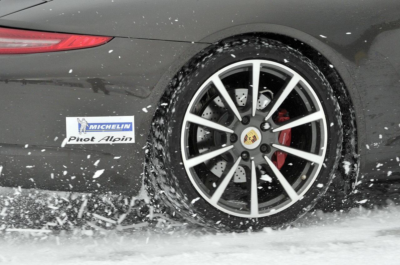 Foto de Michelin Pilot Alpin y Michelin Latitude Alpin (fotos oficiales) (18/18)