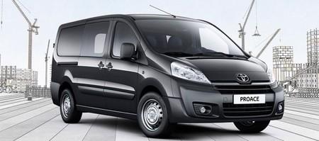 Toyota Proace, todo sobre la furgoneta comercial de Toyota