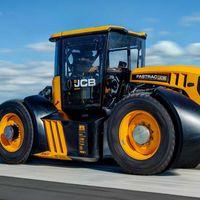 ¡A 217 km/h! El equipo Williams de Fórmula 1 crea el tractor más rápido del mundo