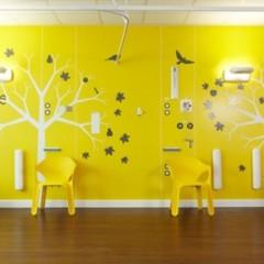 Foto 5 de 10 de la galería el-diseno-al-servicio-de-la-salud-decoracion-de-hospitales en Decoesfera