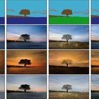 Así funciona GauGAN, la herramienta de Nvidia que permite crear paisajes 'fake' a partir de simples bocetos