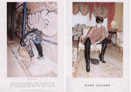 Marc Jacobs sigue afrontando la publicidad de forma rebelde