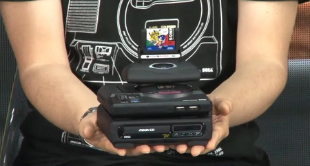 La SEGA Mega Drive Mini contará con recreaciones en miniatura del Mega CD y 32X... a modo decorativo