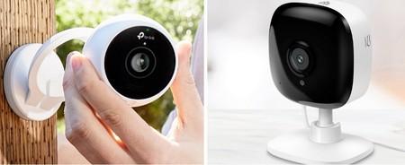 TP-Link incorpora dos nuevas cámaras IP con sensor a 1080p en su gama de productos Kasa