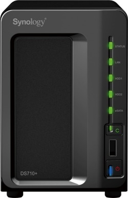 Synology DS710+