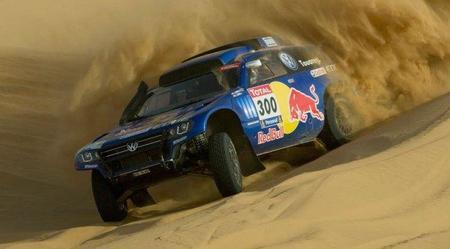 Volkswagen descarta su participación en el Dakar 2012