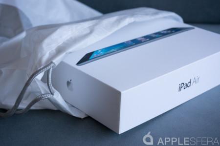 Análisis iPad Air Applesfera caja