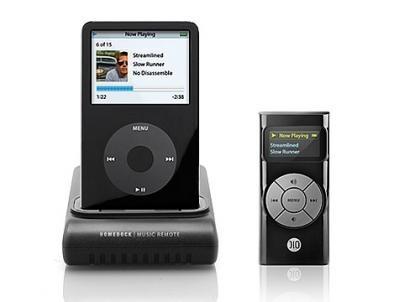 HomeDock Music Remote de DLO