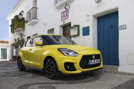 Suzuki Swift Sport 2018 028