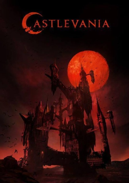 240217 Castlevania Poster