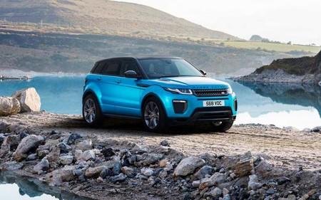 Range Rover Evoque Landmark, una celebración al éxito