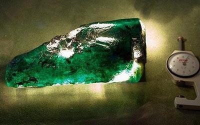 Gemfields halla una esmeralda de 6,225 kilates en Zambia