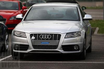 Audi S4, presentación inminente