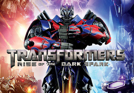 Transformers: Rise of the Dark Spark vuelve a mostrarse en vídeo