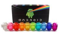 "Dead Zebra anuncia el nuevo pack de figuras Android Mini ""Rainbow Set"""