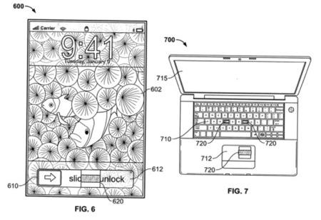 Apple investiga la seguridad biométrica con unas nuevas patentes