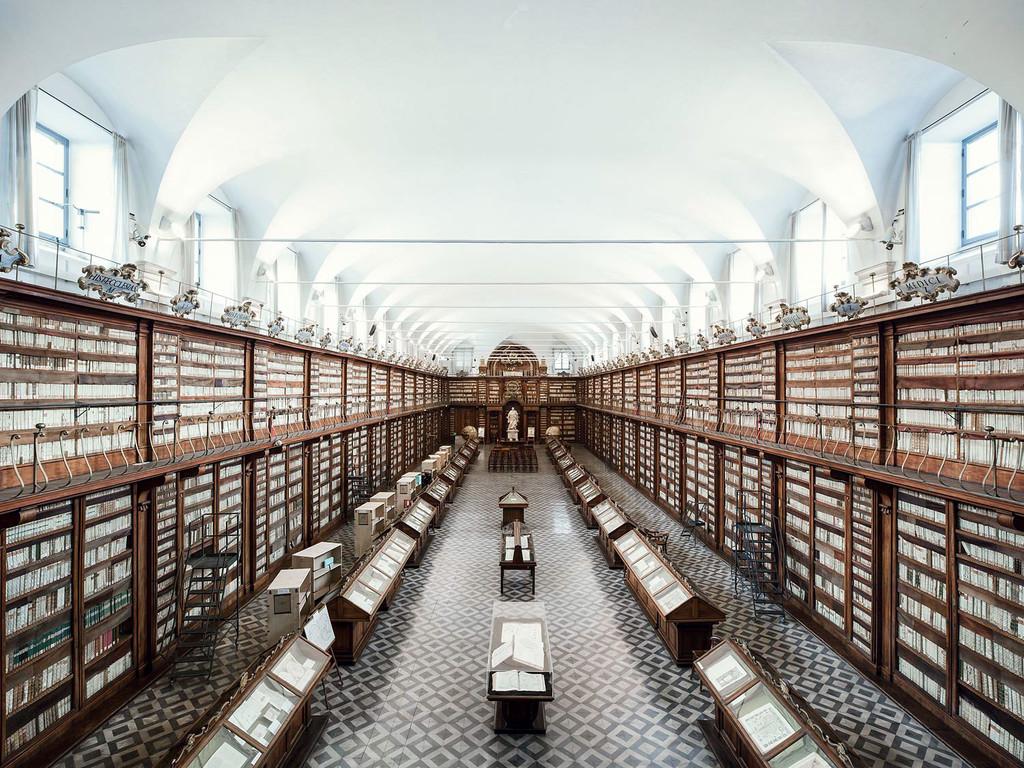 Biblioteca Casanatense, Rome, 1701