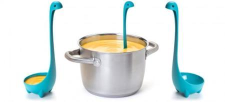 Este cucharón de Nessie será el más adorable utensilio de tu cocina