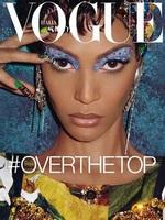 Una oda a la mujer ochentera, por Vogue Italia