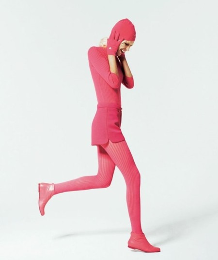courreges rosa