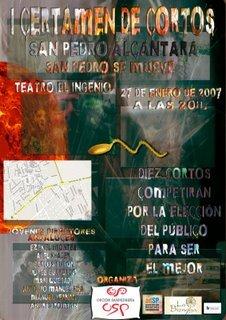I Certamen de Cortos San Pedro de Alcántara, San Pedro se mueve