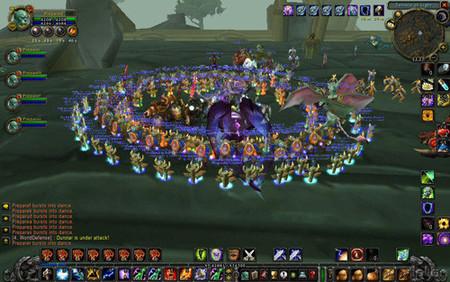 Jugando a la vez con 36 cuentas de 'World of Warcraft'