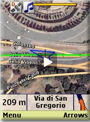 amAze, navegador GPS gratuito para el móvil