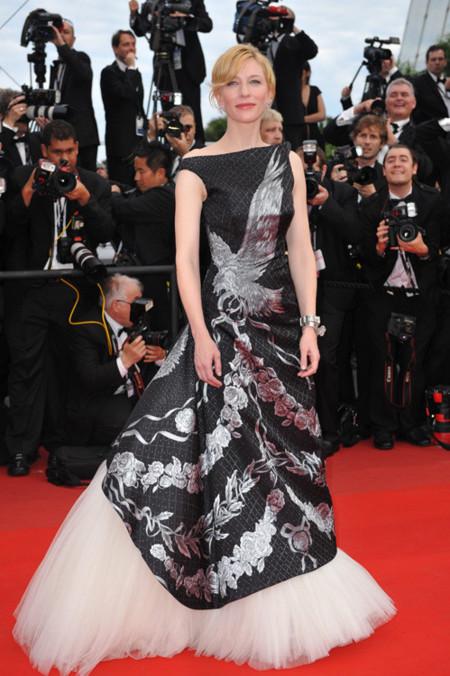 Cate Blanchett mejor vestidas Festival Cannes