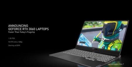 Rtx 3060 Laptop Ces 2021