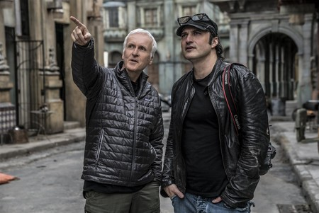 James Cameron y Robert Rodriguez