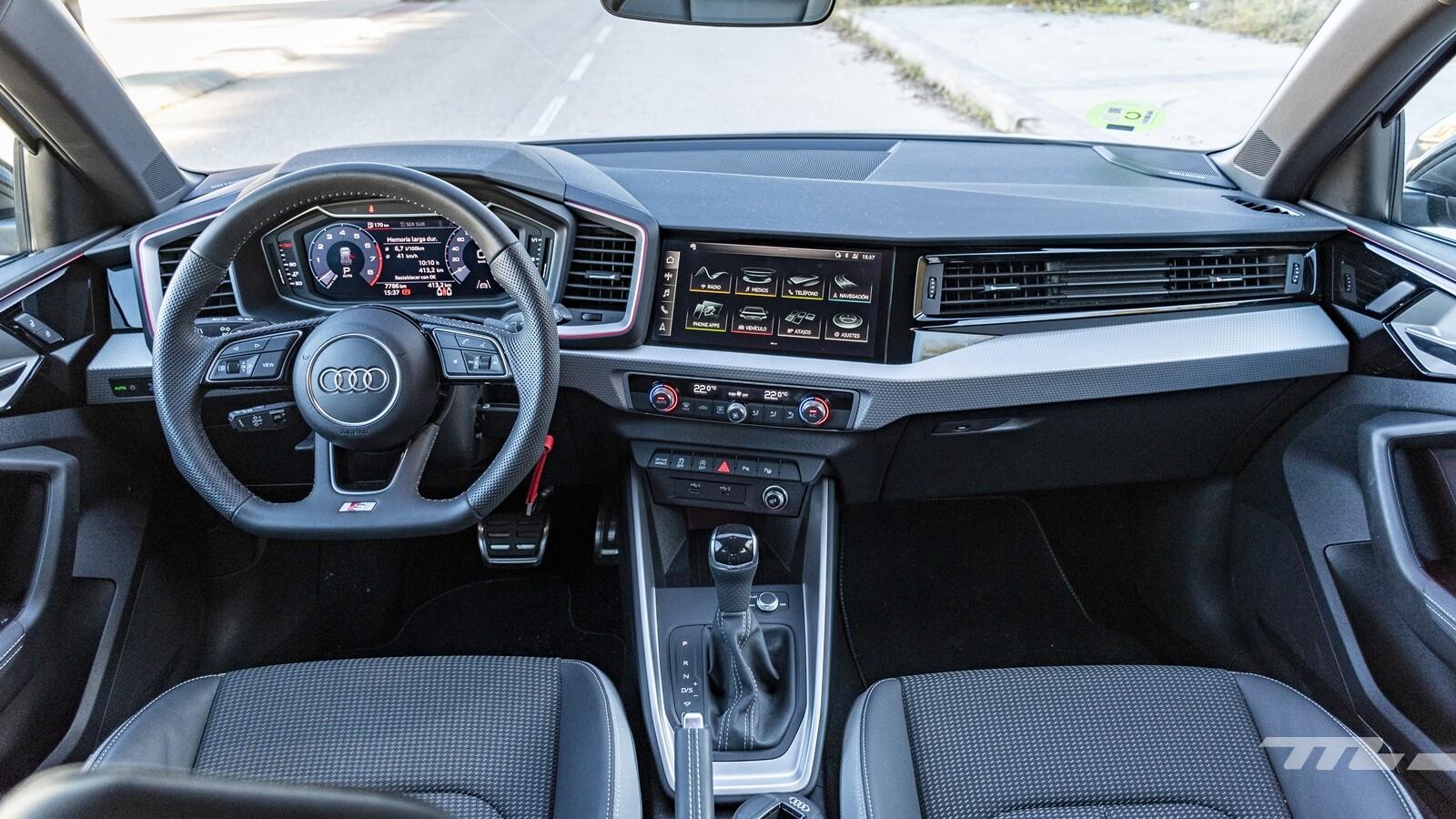 Foto de Audi A1 Citycarver 2020 prueba (2/39)