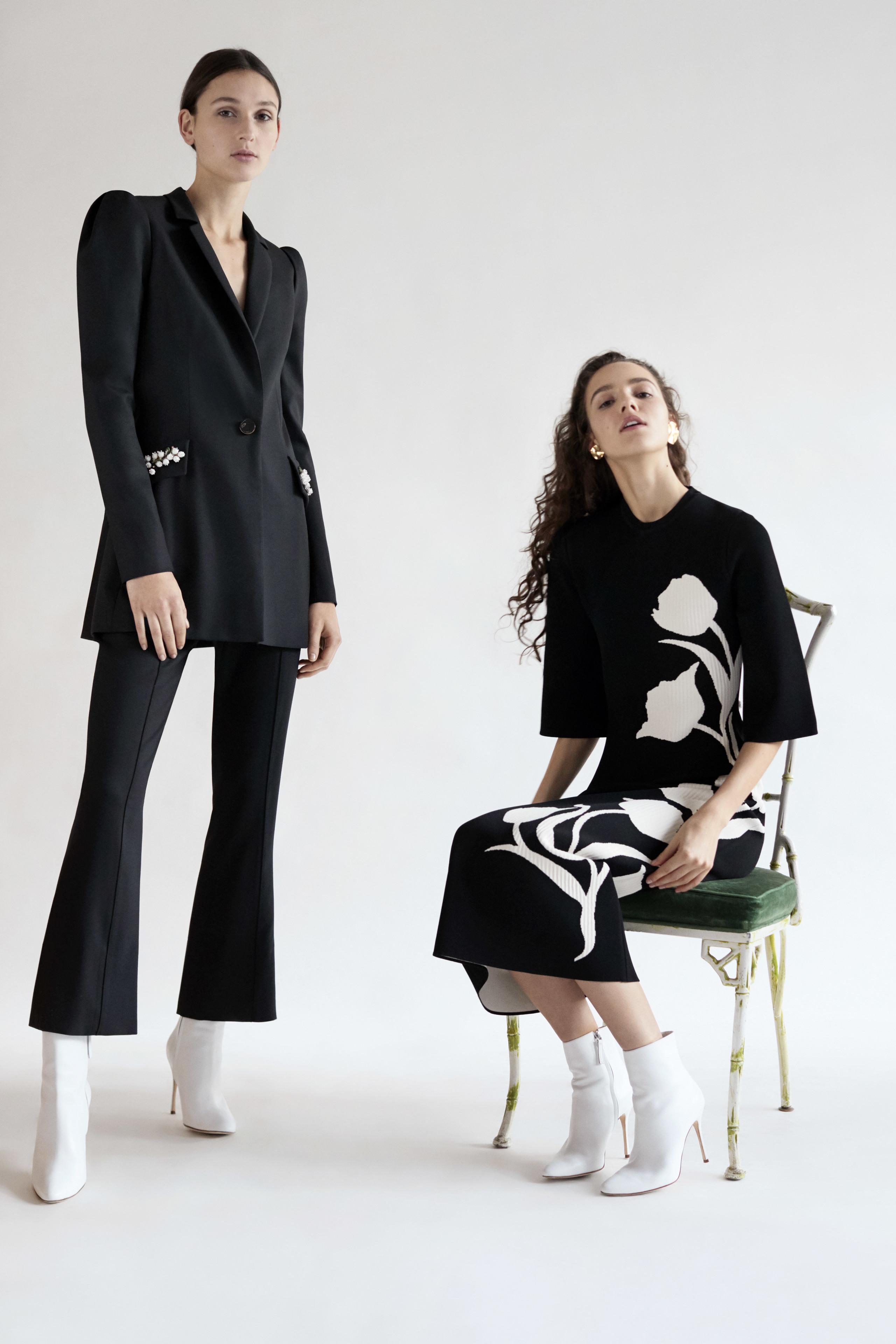 Foto de Carolina Herrera NY Pre Fall 2018: una maravillosa colección de Alta Costura (17/33)