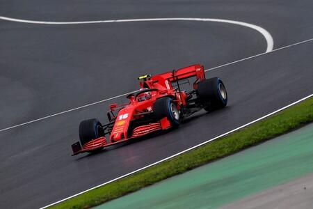 Leclerc Turquia F1 2020