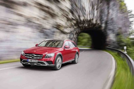 Mercedes Clase E All Terrain 3
