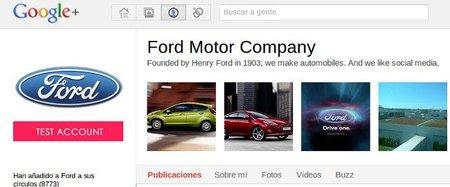 Por qué la empresa está interesada en Google +