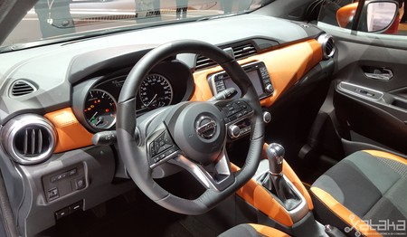 Nissan Micra 5 Paris 1600p 10
