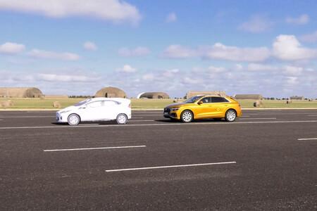 Audi Q8 Pruebas Euro NCAP sistemas de conducción semiautónoma