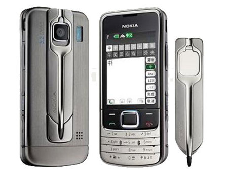 Nokia 6208 Classic, ¿táctil con S40?